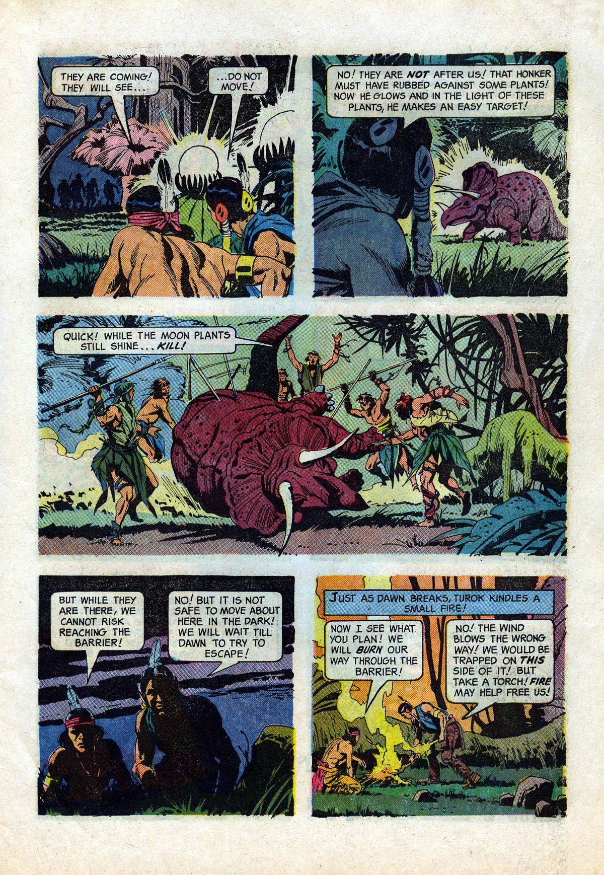 Read online Turok, Son of Stone comic -  Issue #45 - 27