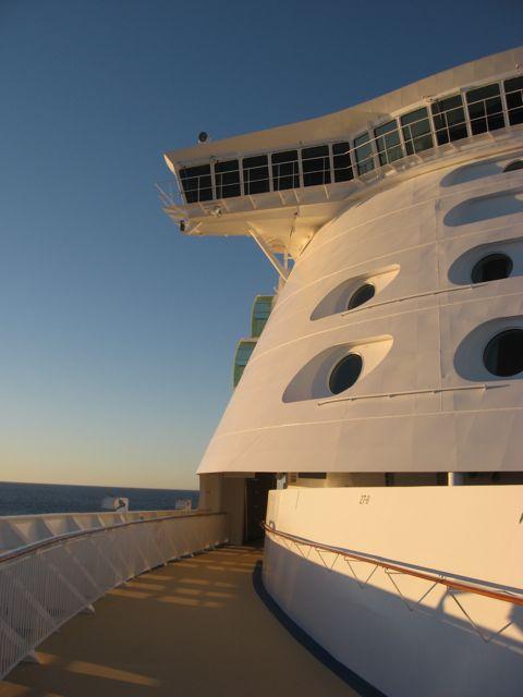 Cruise Ship Engine Control Room: Focus On...The Bridge