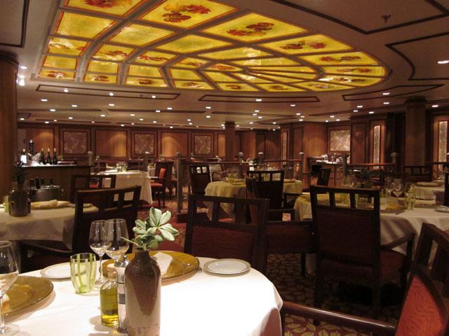 Silversea Enhances Its La Terrazza Restaurants From The