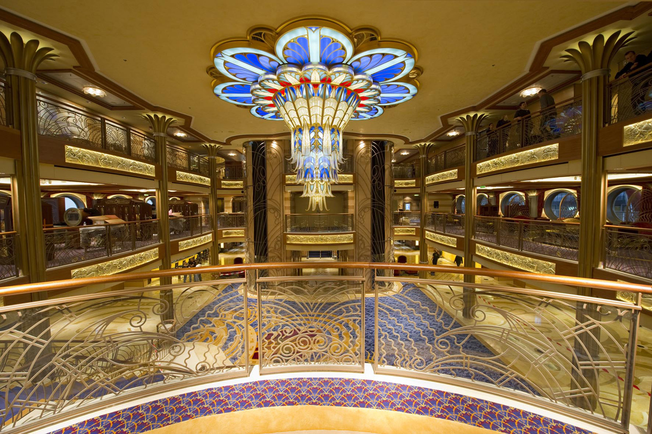 Inside the Disney Dream - From The Deck Chair