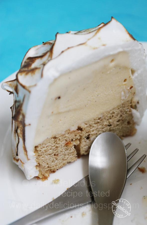 Baked Alaska Recipe With Pound Cake