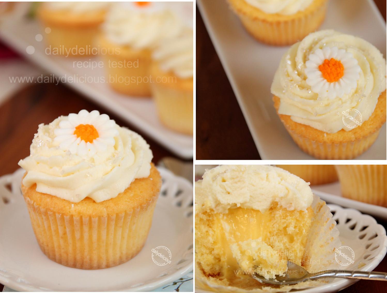 Lemon Cupcake Decorating Ideas