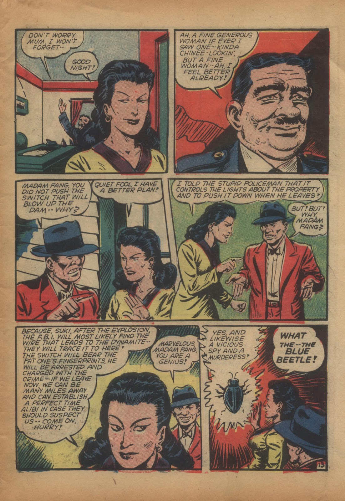 The Blue Beetle issue 15 - Page 15