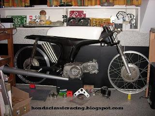 honda classic racing ss50 racing engine. Black Bedroom Furniture Sets. Home Design Ideas