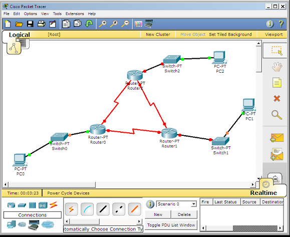 packet tracer new version