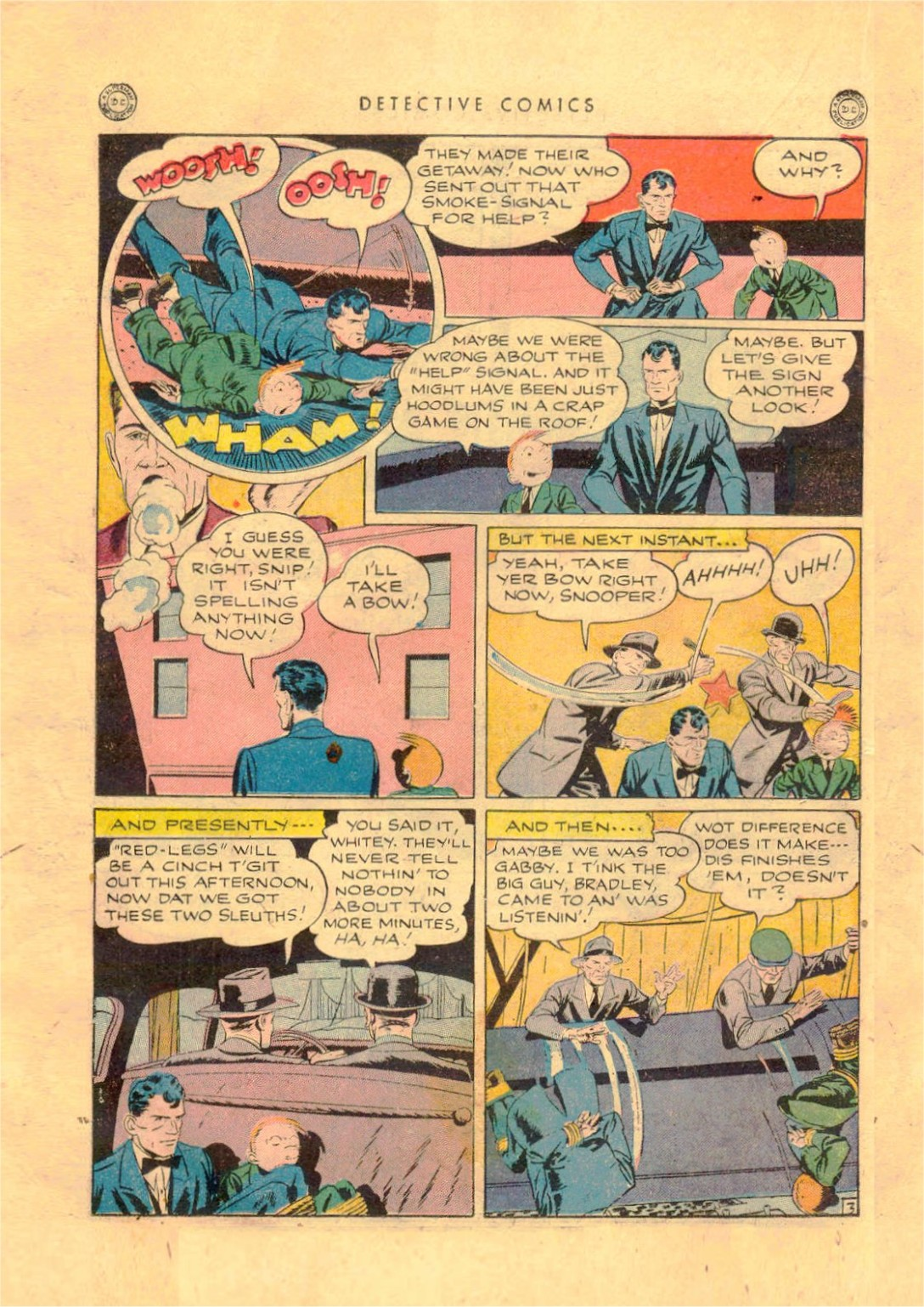 Read online Detective Comics (1937) comic -  Issue #92 - 26