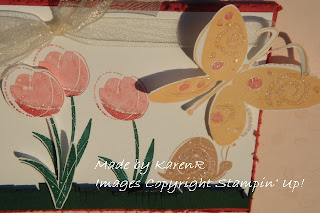 Stampin Up and Garden Whimsy