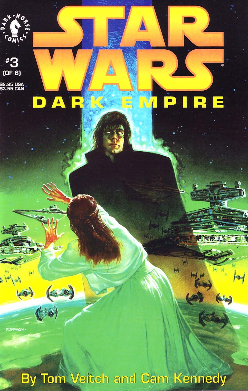 Star Wars: Dark Empire 3 Page 1