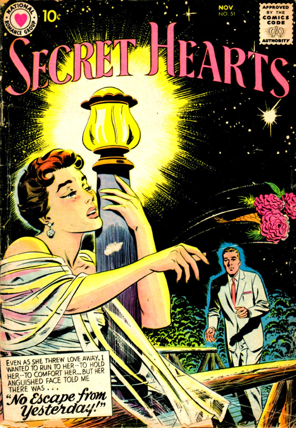 Secret Hearts 51 Page 1