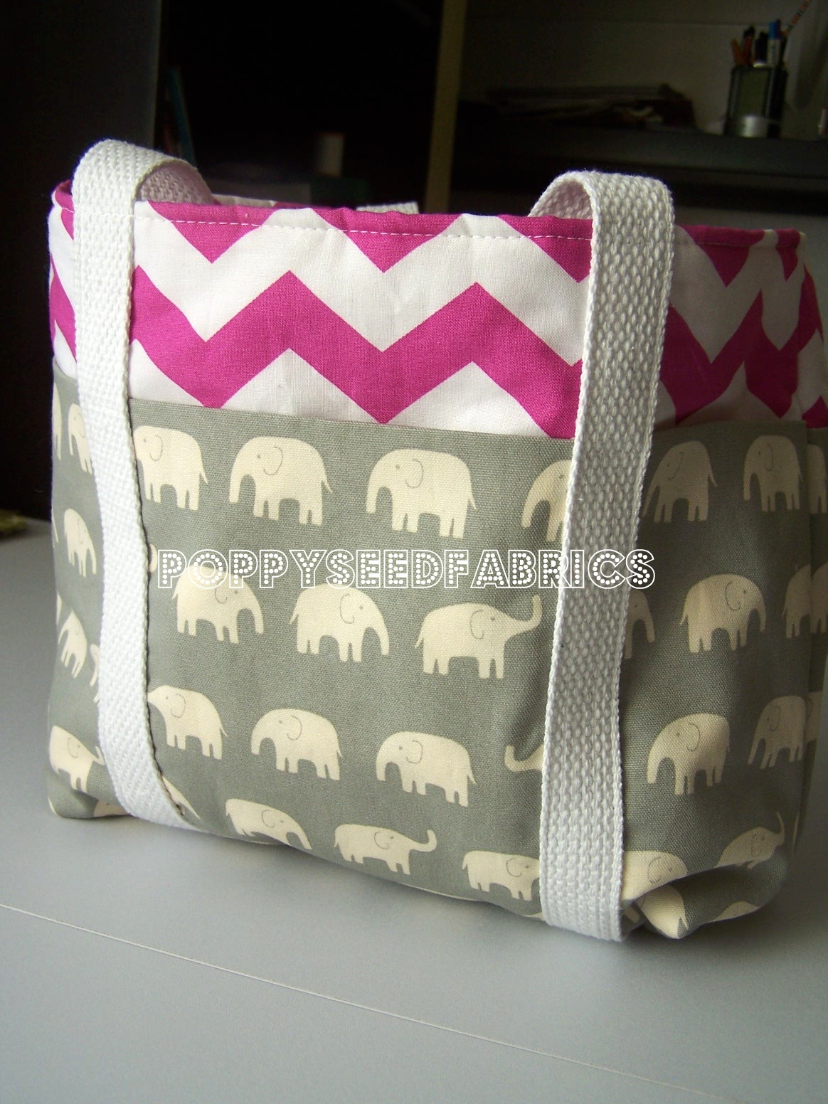 This Is A Great Super Fun And Easy Tote Bag Tutorial That You Will Want To Make Over Again