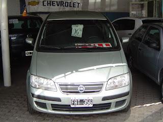 Automotores monetti fiat for Fiat idea hlx 1 8 2006 caracteristicas