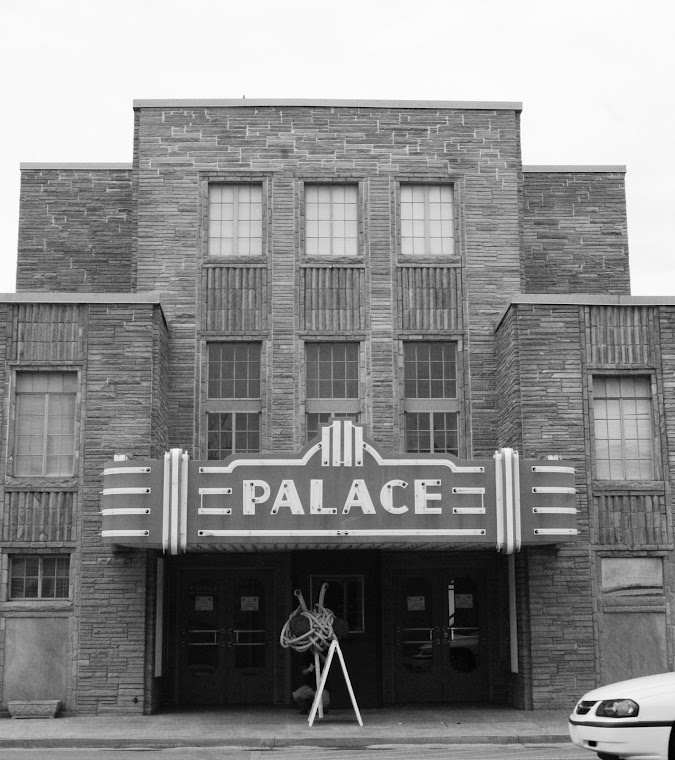 Old Palace Theatre on Main Street
