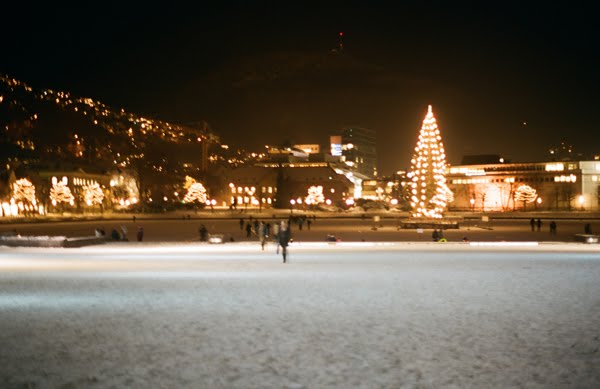 Hei Astrid: pre-Christmas Bergen