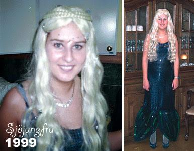 1999 var jag på både Halloweenfest (på Palladium i Bollnäs) och fest på  Alla helgons afton (på Gotis i Lillpite). 040807e01a855