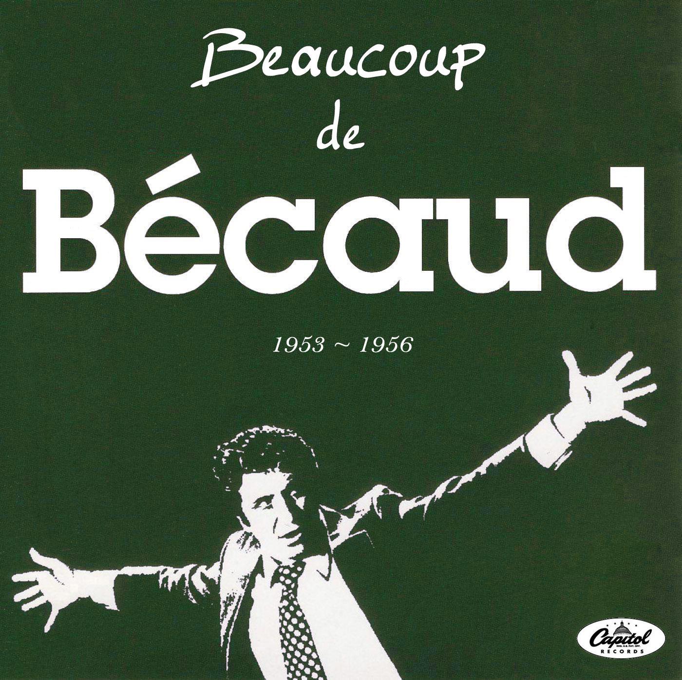 P & C Gilbert Bécaud  Beaucoup De Bécaud P&c 1953