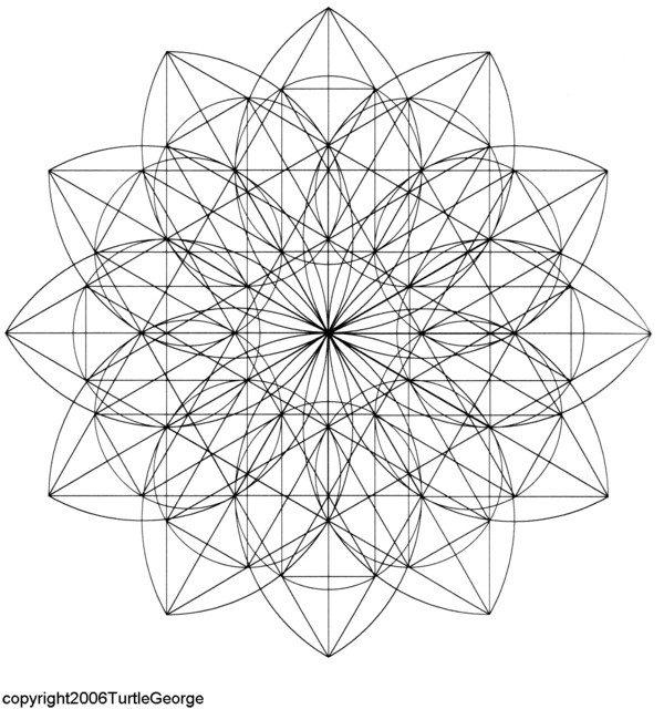 the daydream factory: A-Z: SACRED GEOMETRY