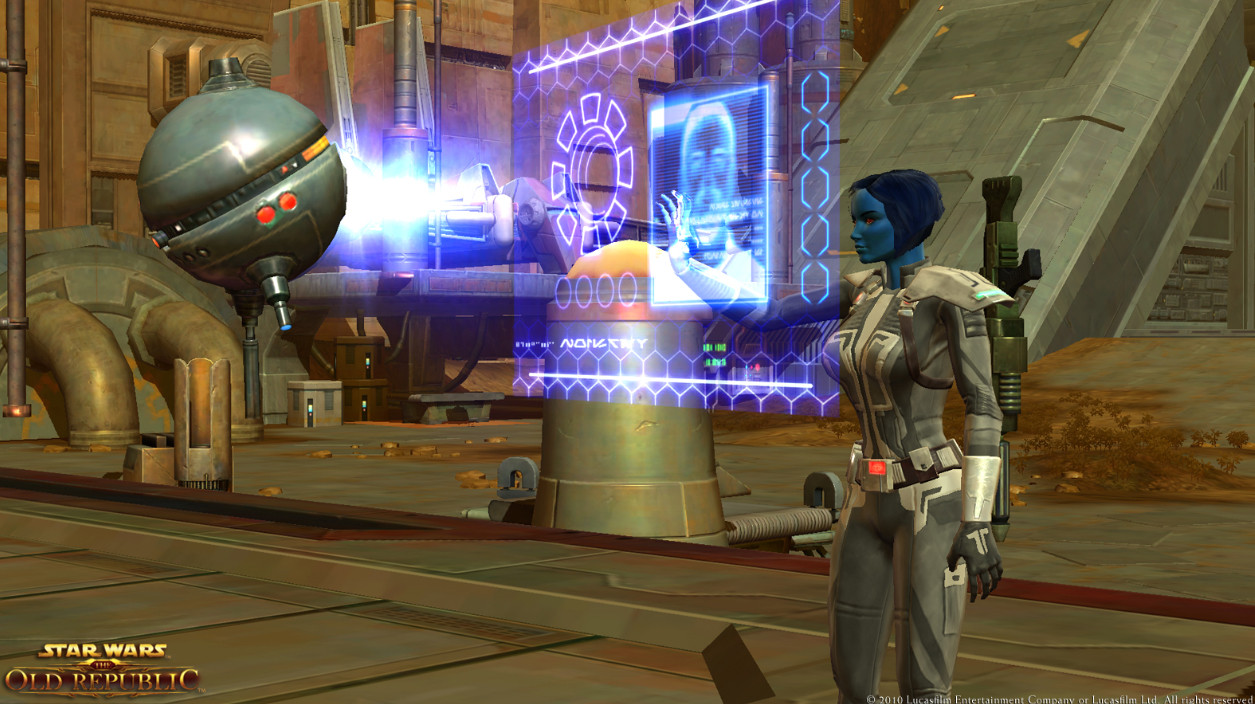 Playable Species Of Swtor Chiss Star Wars Gaming News