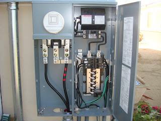 400 Amp Service Diagram Residential Wiring For Air Horn Relay Inspect.net, Inc.: Solar Energy System