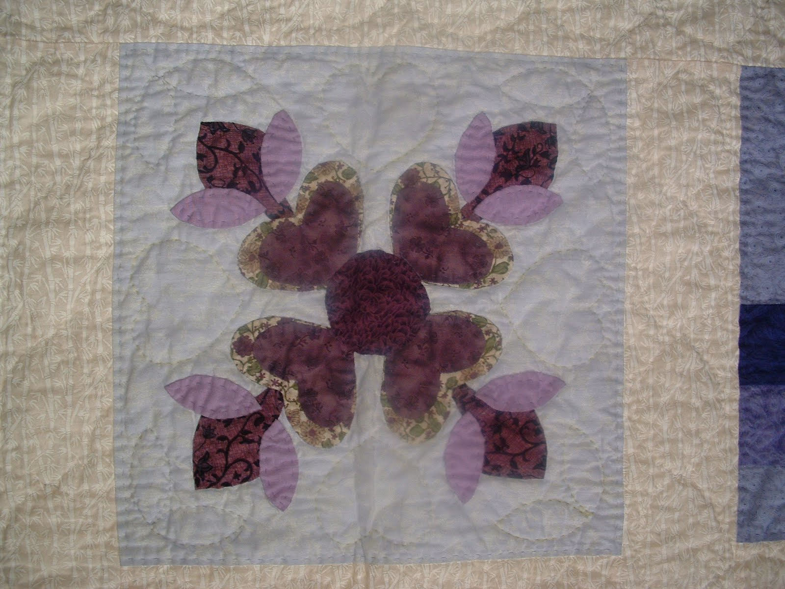 Applique Classe 2 Ester Kiely Hand Applique Class At Pippa Blue Galway