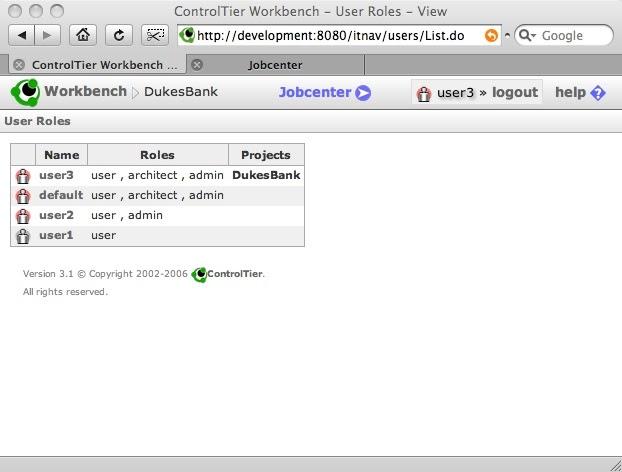 Blog ControlTier: Configuring LDAP authentication and