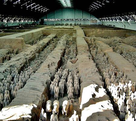 PAVAN MICKEY: The Mystery of Qin Shi Huangdis Mausoleum