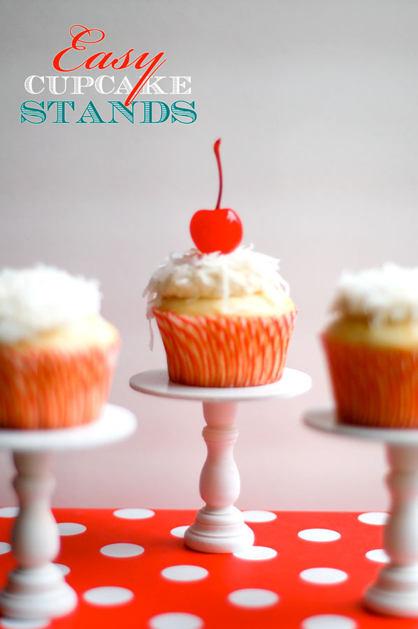The Tomkat Studio Cupcake Monday Mini Cupcake Stand