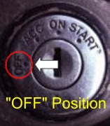 Ignition Key Off