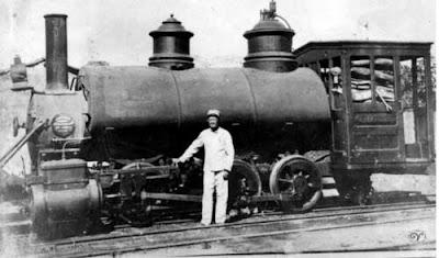 8c20dfab82c33 Foi concluído em 14 de setembro de 1873 o primeiro trecho entre Fortaleza e  Arronches, hoje Parangaba