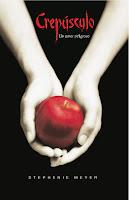 Resultado de imagen para portada del libro crepusculo