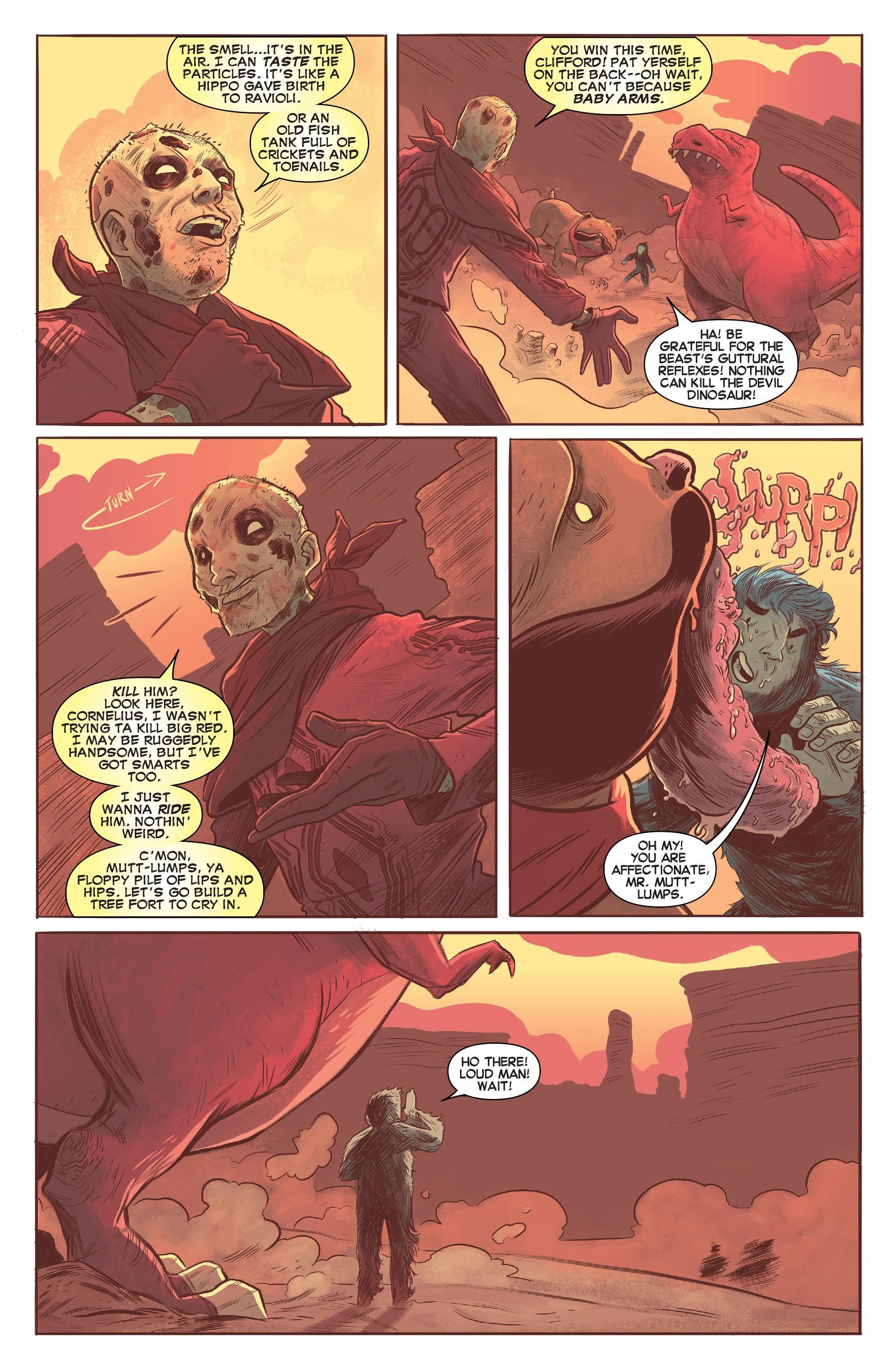 Read online Secret Wars Journal/Battleworld comic -  Issue # TPB - 184