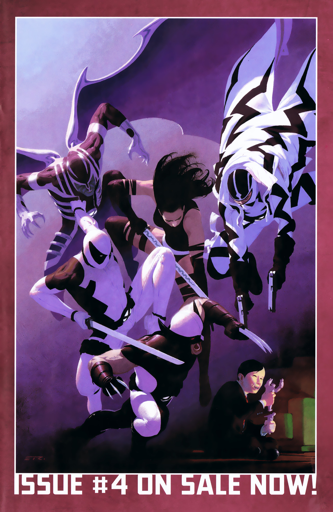 Read online Uncanny X-Force: The Apocalypse Solution comic -  Issue # Full - 75