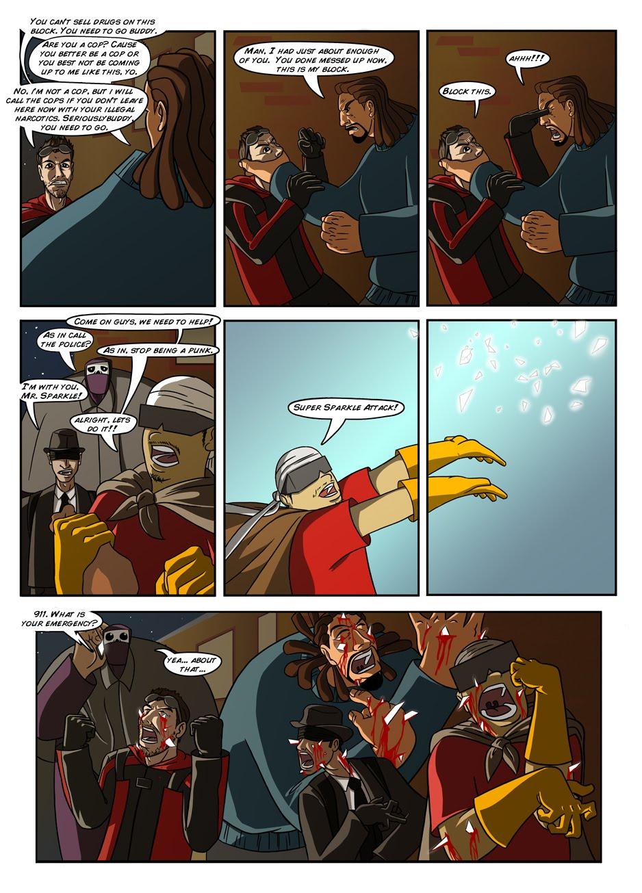 WSC: Kickass Adventure Part 4, Conclusion