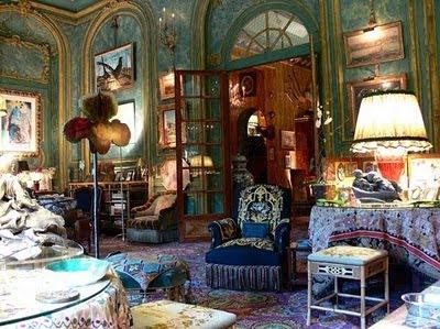 For Pilar Paris Apartment Of Count And Countess D Ornano
