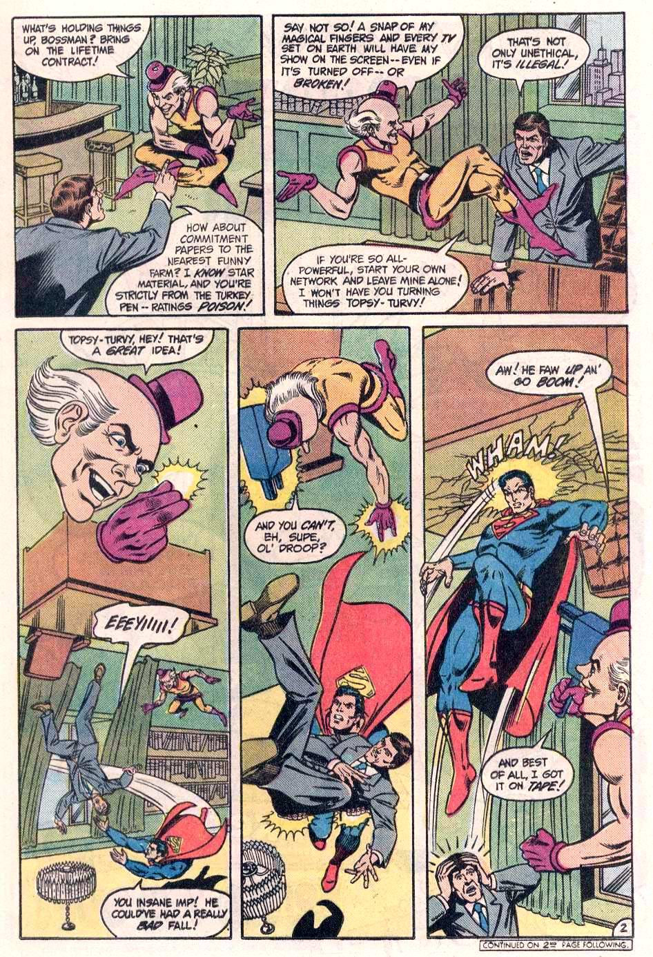 Read online Action Comics (1938) comic -  Issue #563 - 11