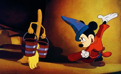 Brimful Curiosities: Fantasia & Fantasia 2000: 2-Movie