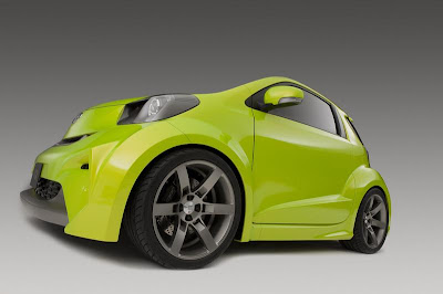 2009 Scion iQ concept