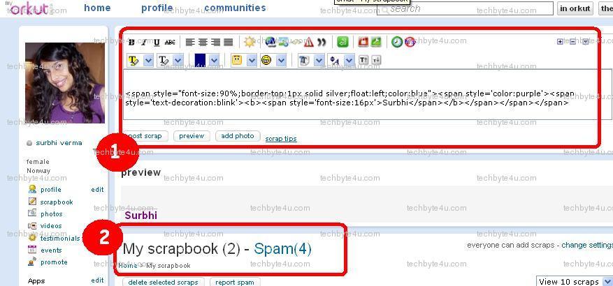 o orkut manager