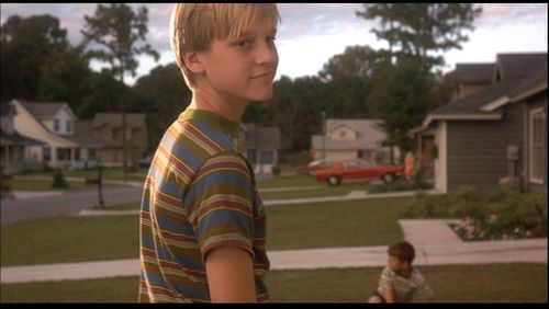 Devon Sawa. Babe as a teenager, really. Remember his role in Now and ...