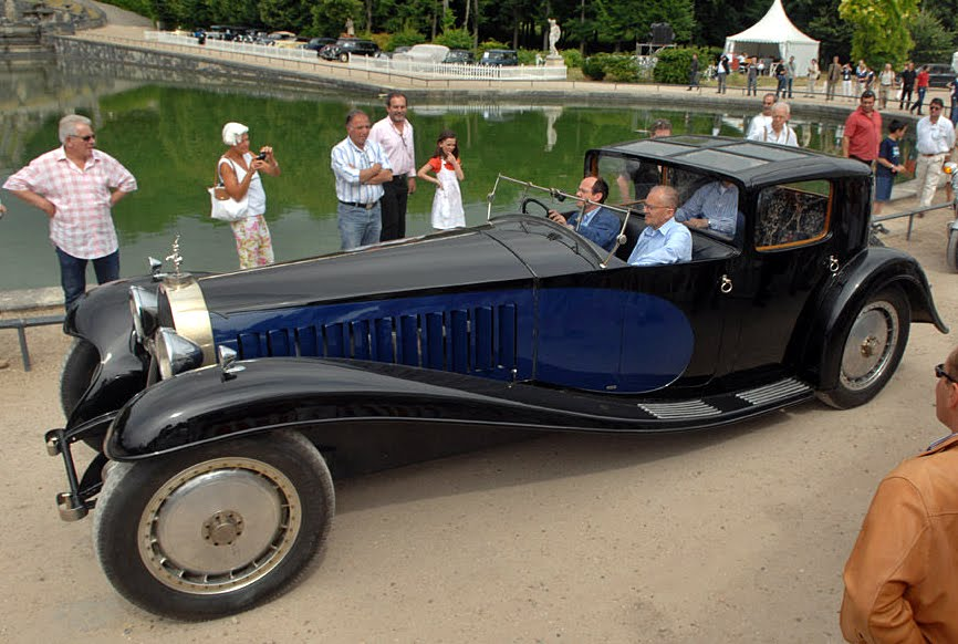 just a car guy: bugatti royale for sale through bonhams