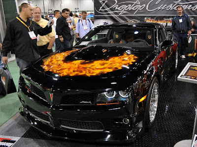 just a car guy 2010 firehawk trans am tribute from the trans am depot paint by mike lavallee. Black Bedroom Furniture Sets. Home Design Ideas