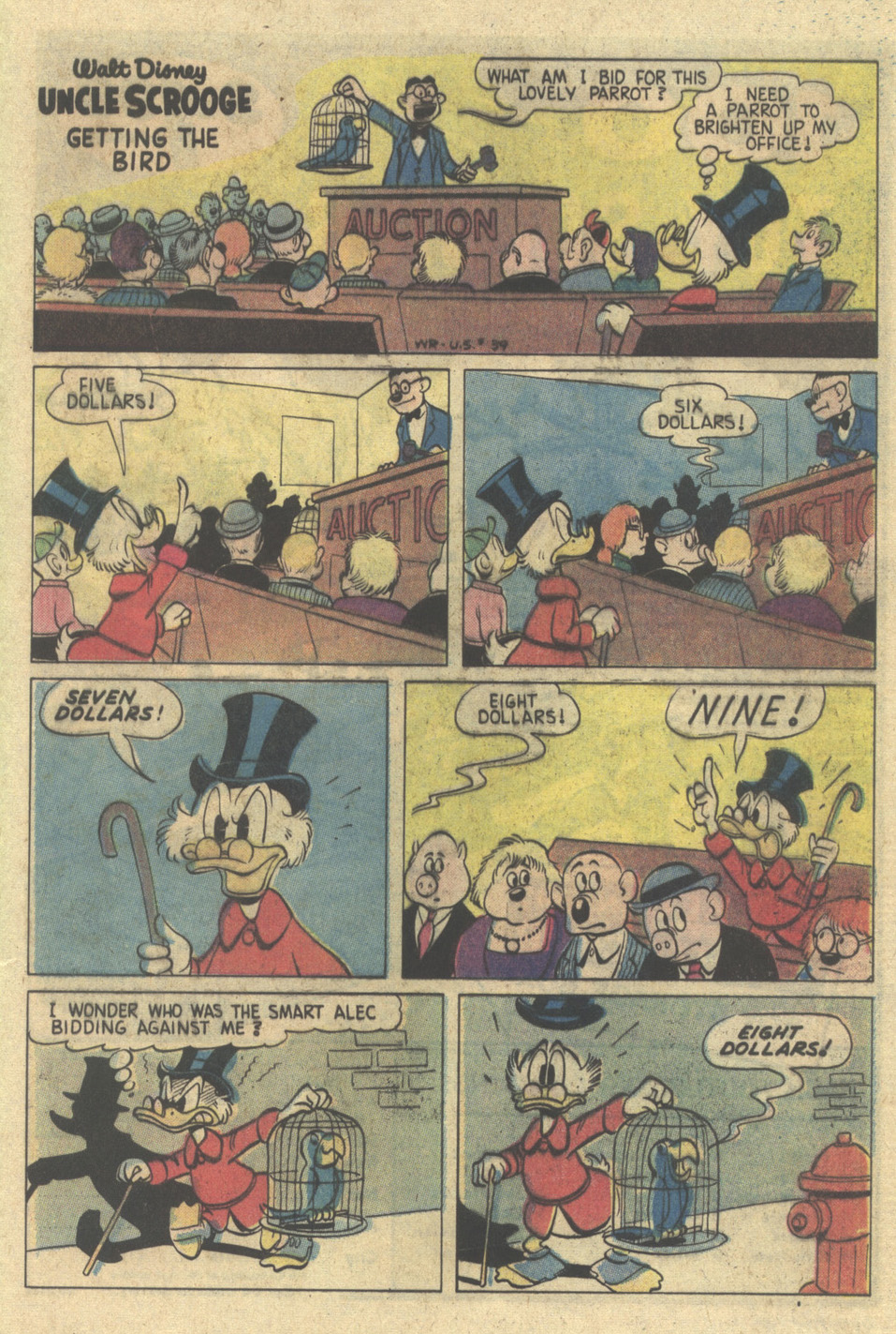 Read online Uncle Scrooge (1953) comic -  Issue #176 - 33
