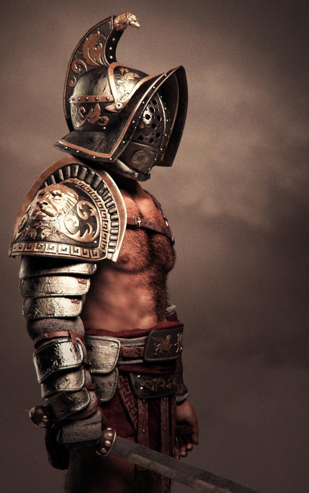 Gladiator Arm Guard
