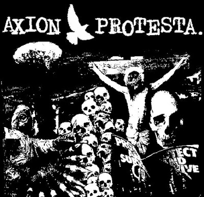 axion protesta
