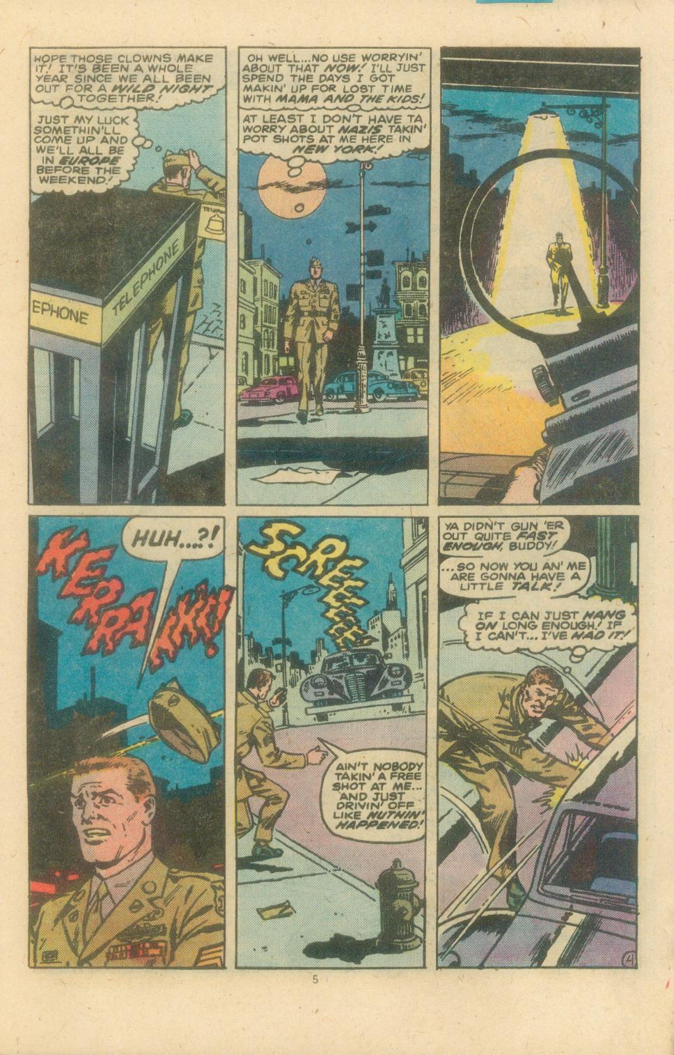 Read online Sgt. Fury comic -  Issue #162 - 7