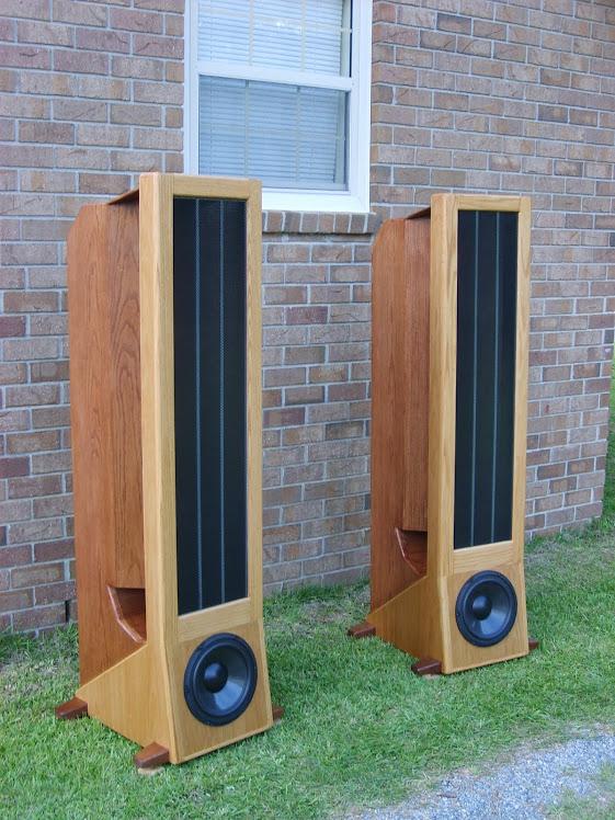 Jazzman S Diy Electrostatic Loudspeaker Page