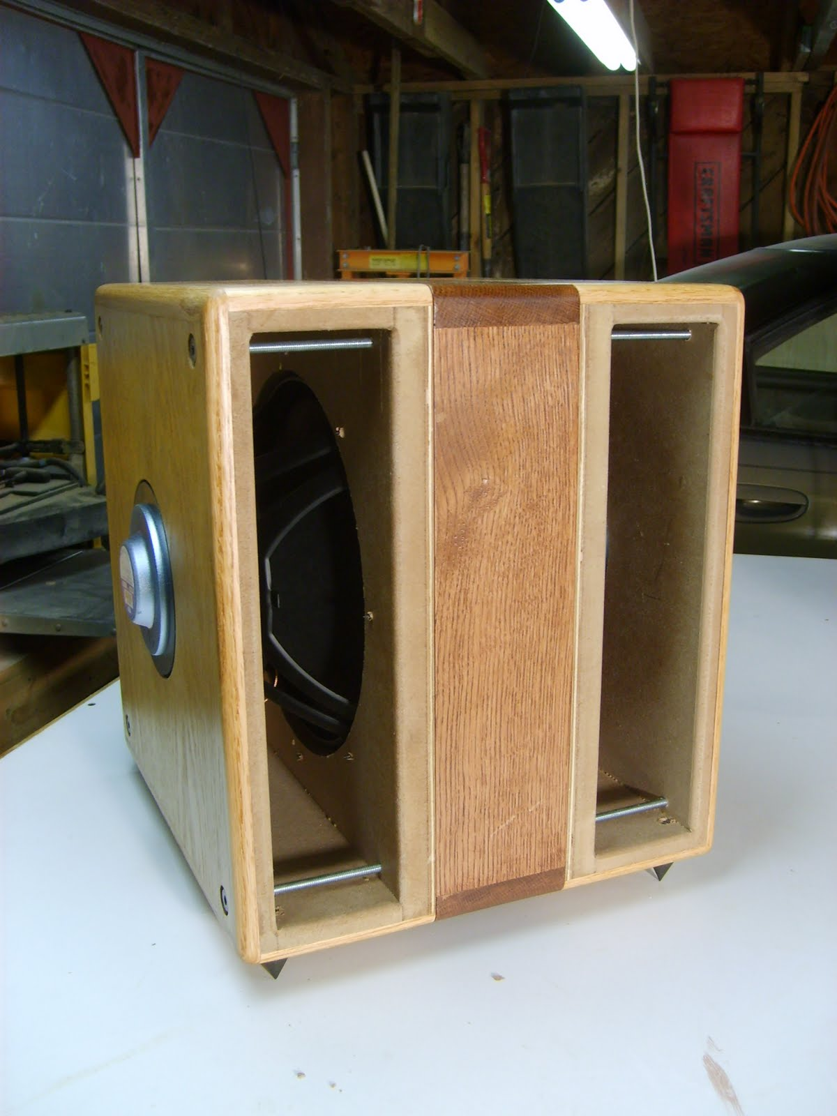 Jazzman S Diy Electrostatic Loudspeaker Page Ripol