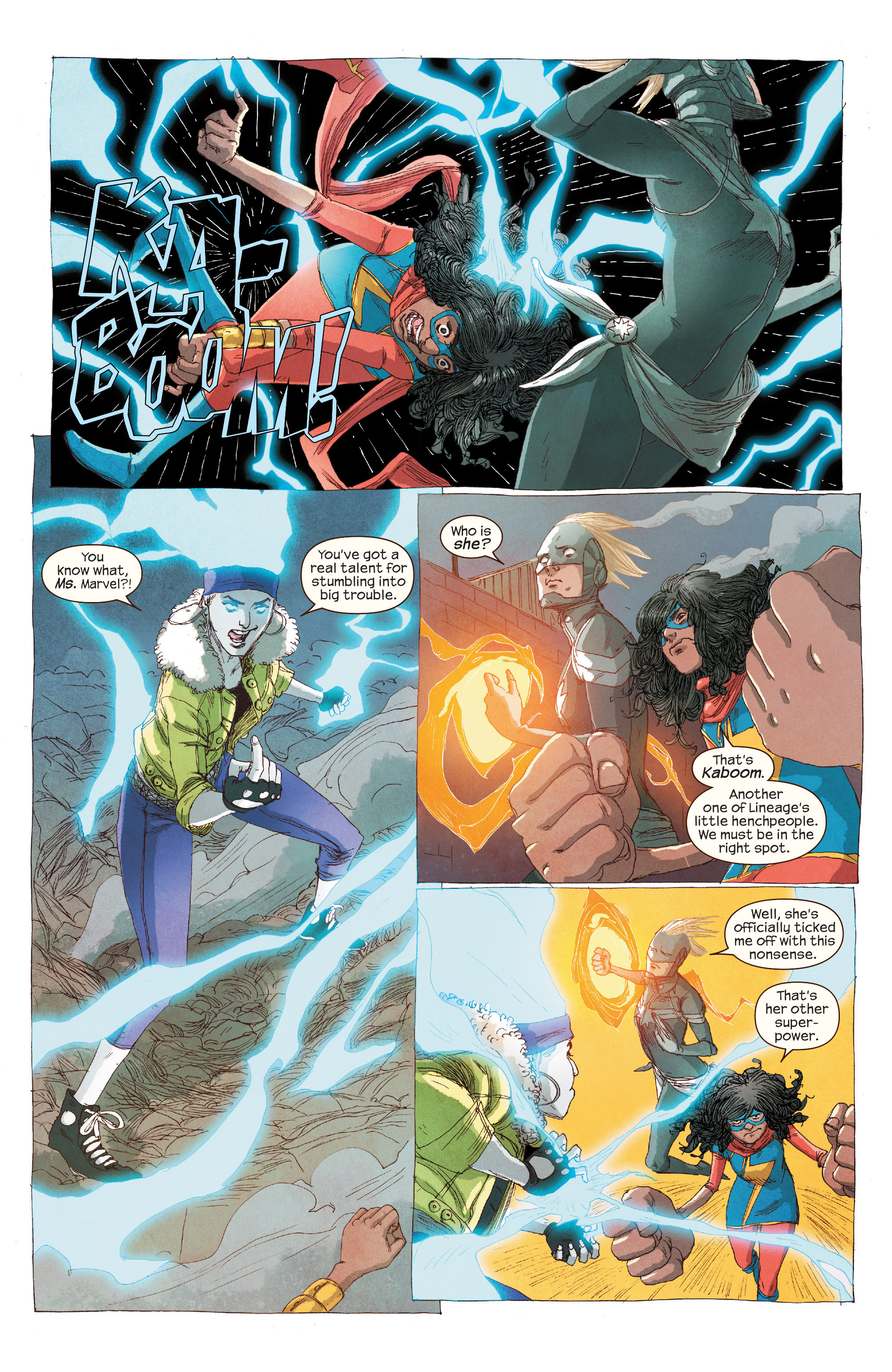 Read online Secret Wars: Last Days of the Marvel Universe comic -  Issue # TPB (Part 2) - 30