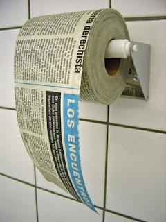 papel higienico prensa