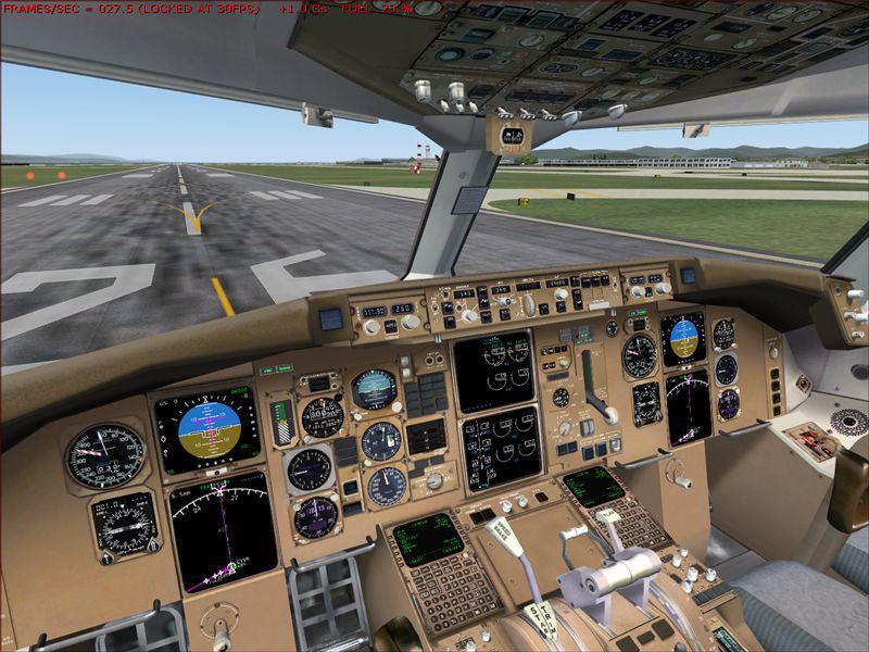 Boeing 767 300 Computer