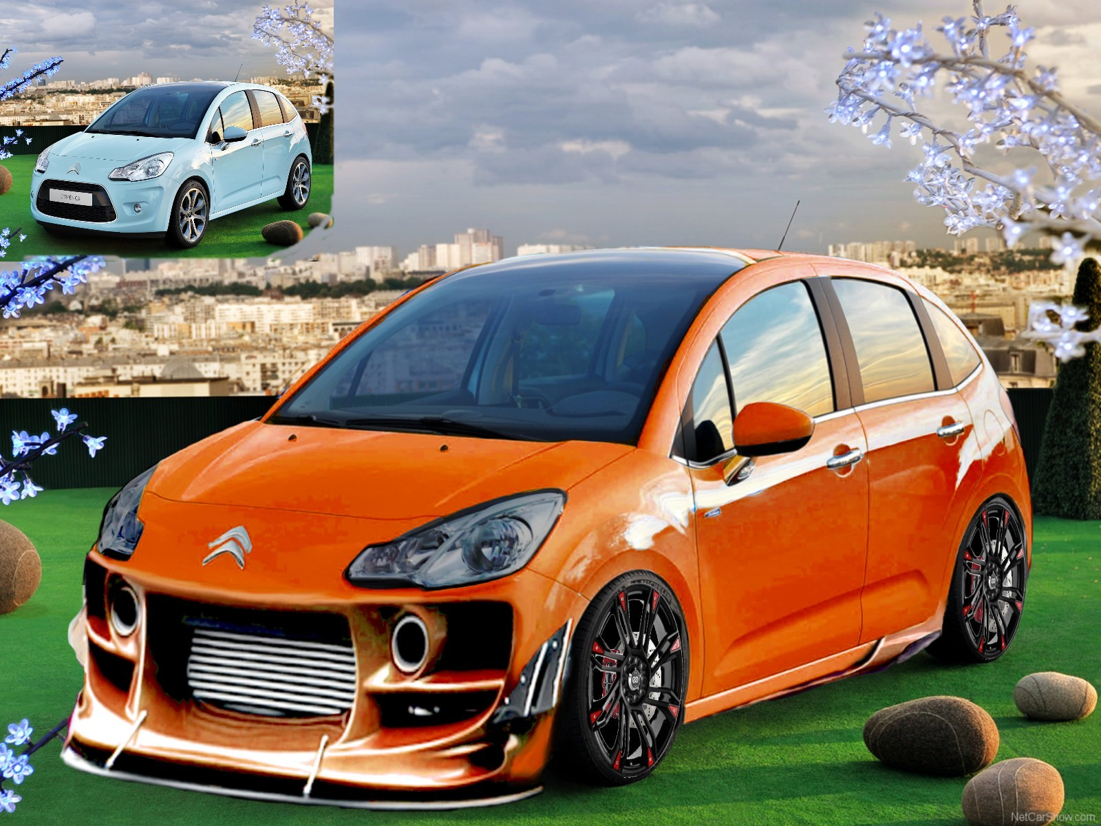 10th virtual car tuning battle citroen c3 we are petrolheads. Black Bedroom Furniture Sets. Home Design Ideas
